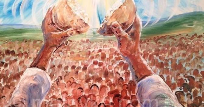 Sermon John 6:24-35 August 5, 2018  image