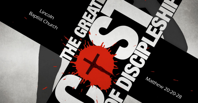 The Great Cost of Discipleship