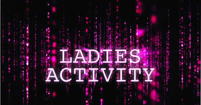 Ladies Group Activity