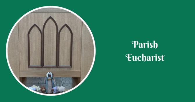 Parish Eucharist - January 31, 2021 image