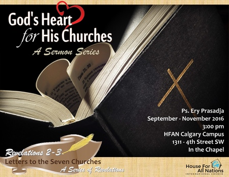 Calgary's Fall Sermon Series