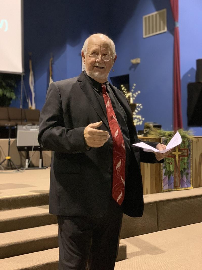 Pastor David Allen