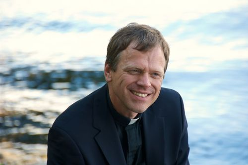 The Reverend Gary van der Meer