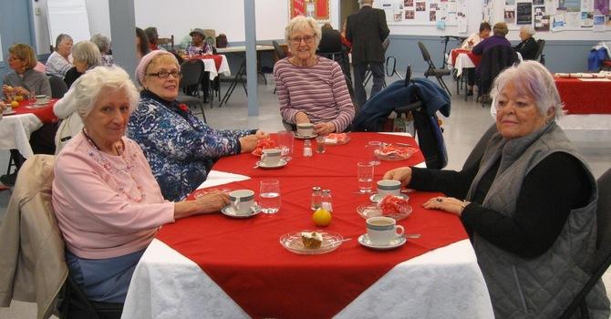 Hospitality and Fellowship Meeting