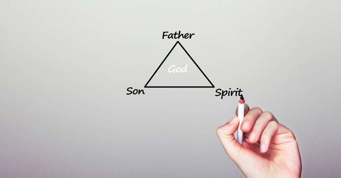 Equality and the Trinity image