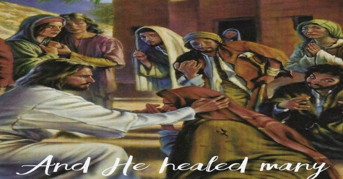 Worship Service Bulletin - Fifth Sunday after Epiphany image