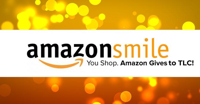 Support TLC through Amazon Smile! image
