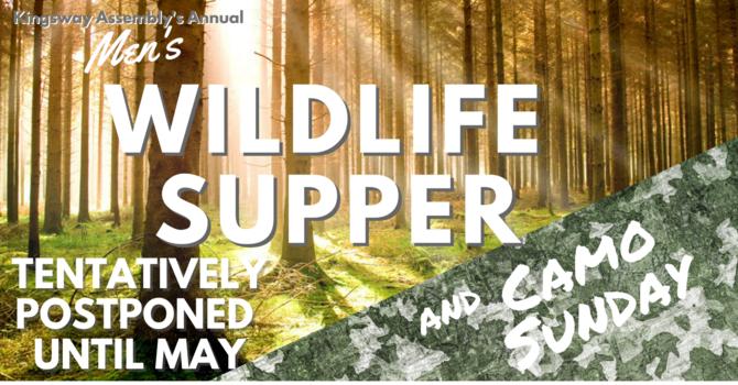 Wildlife supper update image