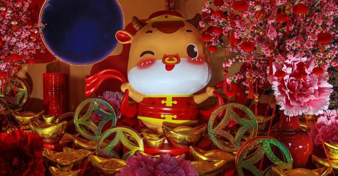 Lunar New Year Celebration 2021 image