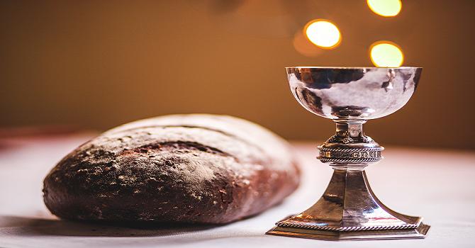 Afternoon Communion