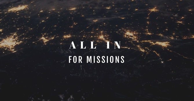 All In For Missions