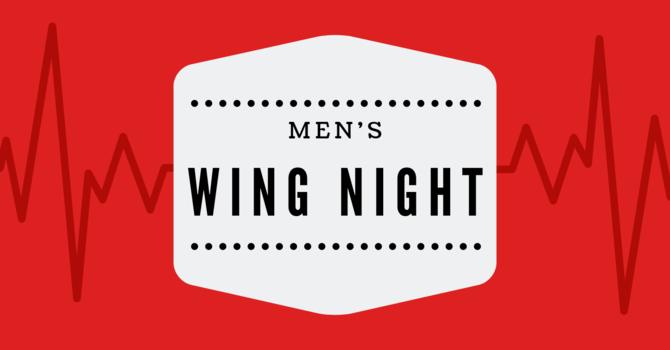 Men's Wing Night