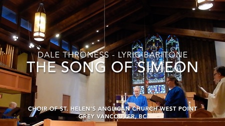 Song of Mary, Song of Simeon