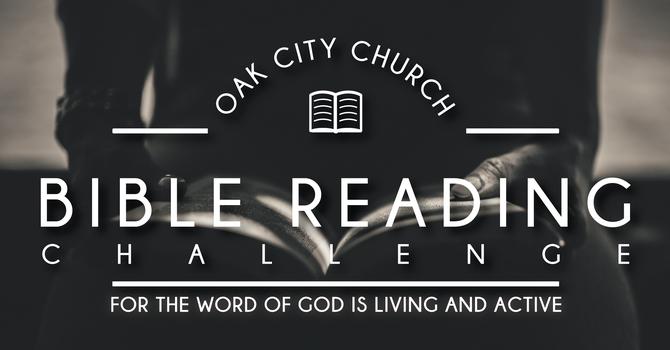 Bible Reading Challenge 2021