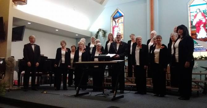 Jubilee Chorale Concert and Bake Sale