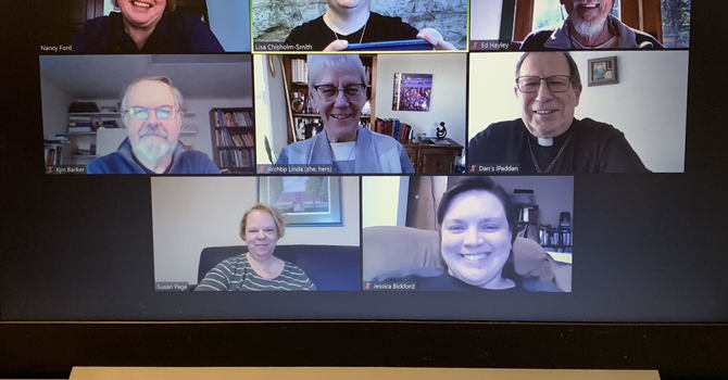 ADC Board Meets with the Primate via Zoom image