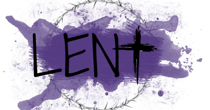 An Invitation to Share Lenten Reflections image
