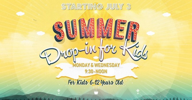 Community Kids Drop-In