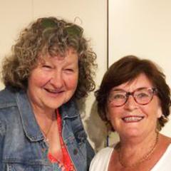 Sue & colleen