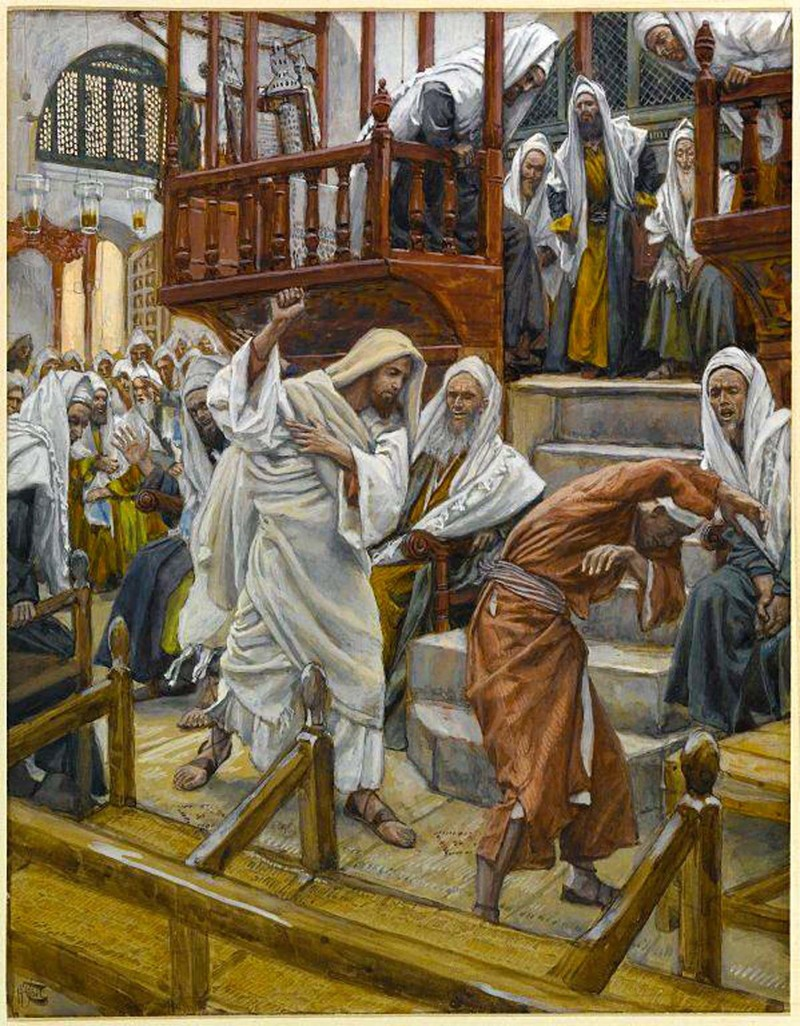 Sermon for Sunday January 31st, 2021