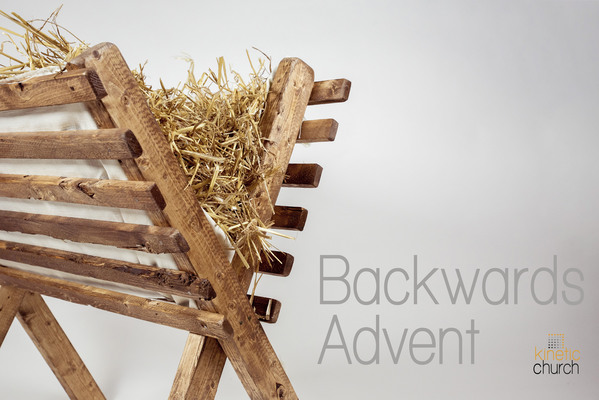 Backwards Advent