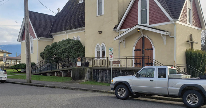 Protecting One of the Diocese's Oldest Churches image