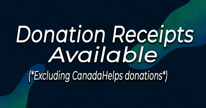 Annual Donation Receipts image