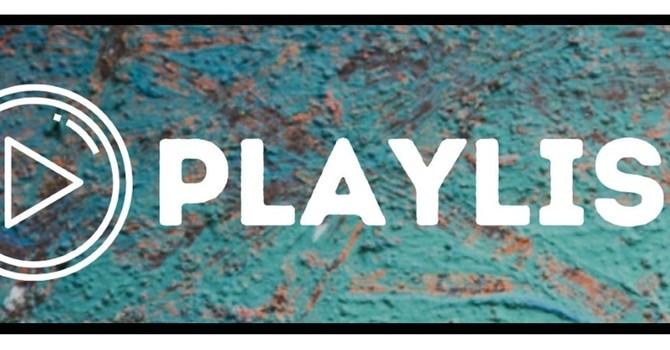 February Playlists image