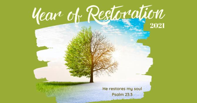Restored Worship