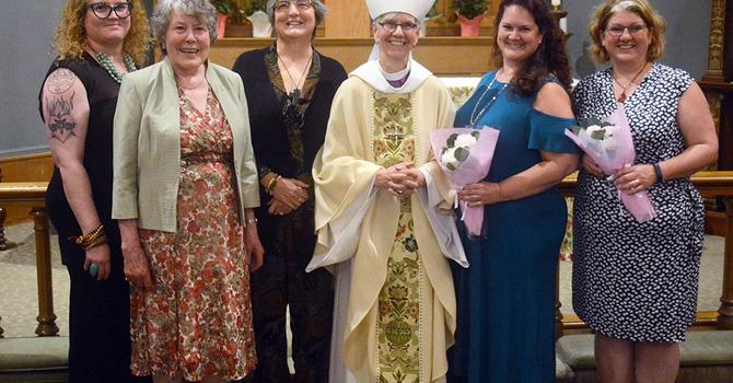 2019 Education for Ministry Graduation Eucharist