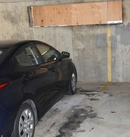 UPDATE - St. Augustine's Garage Fire