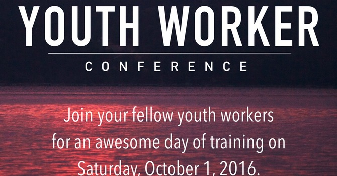 Island Youth Worker Conference