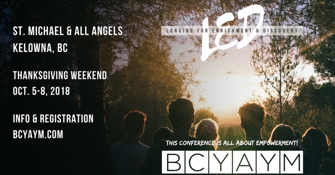 BCYAYM Thanksgiving Conference 2018