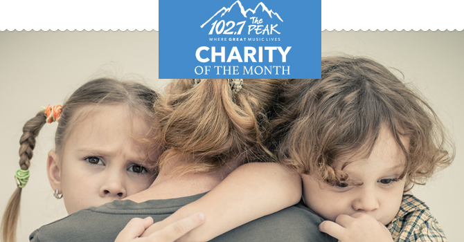 Embraced as Charity of the Month by 102.7 The Peak image