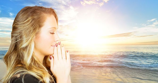 Go For the Most Essential - Prayer For God