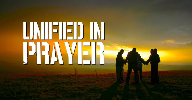 Unified in Prayer and Fasting image