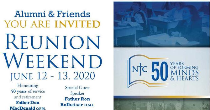 Newman 50th Anniversary Reunion Weekend