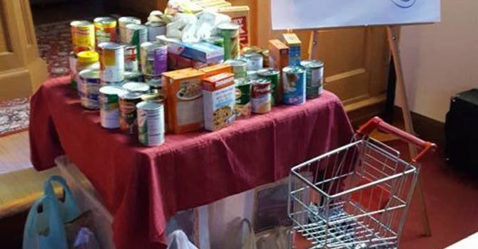 Food Collection Items Needed image
