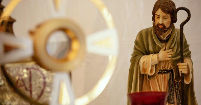 33 Day Consecration to St. Joseph image