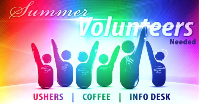 Summer Volunteers 2019