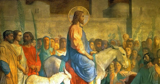 Seeing Jesus, Casting Out Satan — Palm Sunday