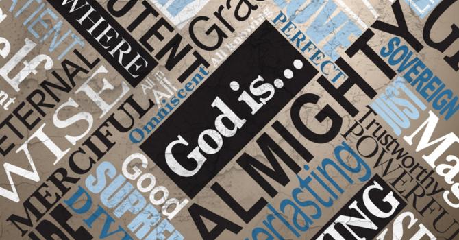 God Is...Abundant