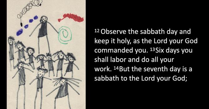 The Vision of Sabbath Living