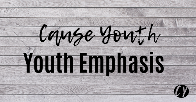 Youth Emphasis Service