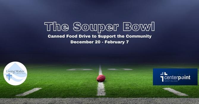 Souper Bowl #5.  A halftime show for the ages.