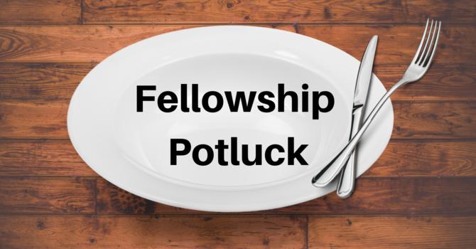 EAC Fellowship Potluck