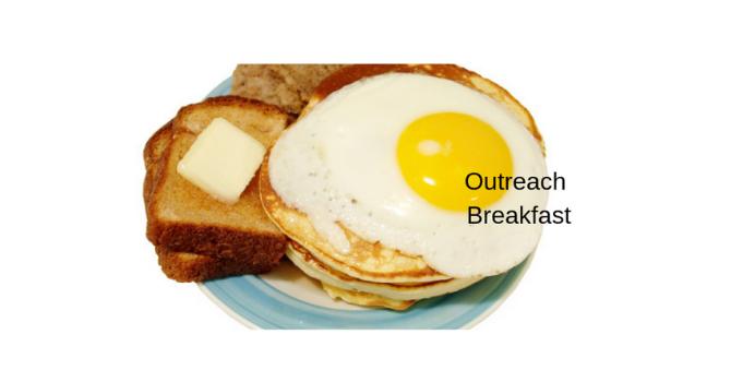 OUTREACH BREAKFAST