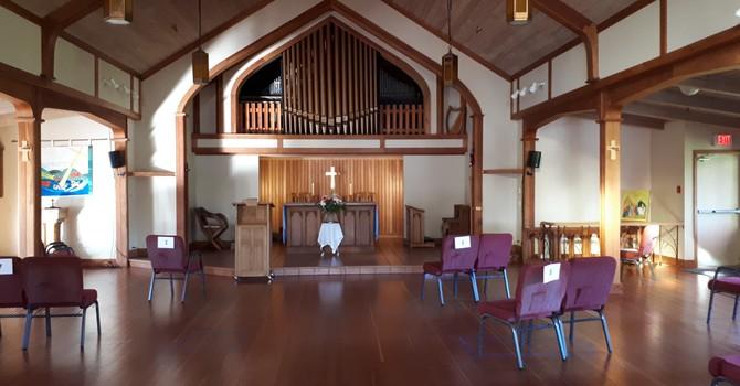 2020 Parish Annual Report image