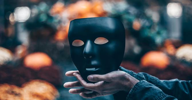 The Mask of Hypocrisy image