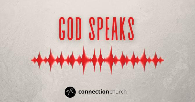 God Speaks Through People
